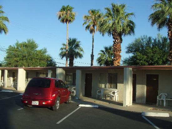 Stanlunds Inn and Suites: Motel