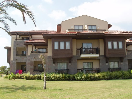 Club Calimera Serra Palace : our building
