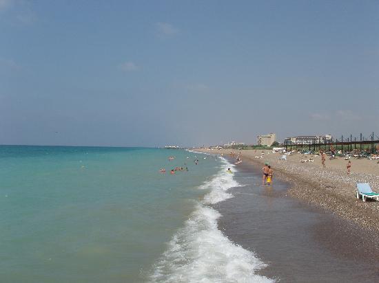 Club Calimera Serra Palace : beach