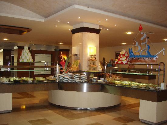 Club Calimera Serra Palace : restaurant