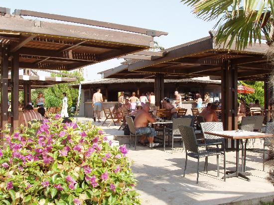 Club Calimera Serra Palace : restaurant terrace