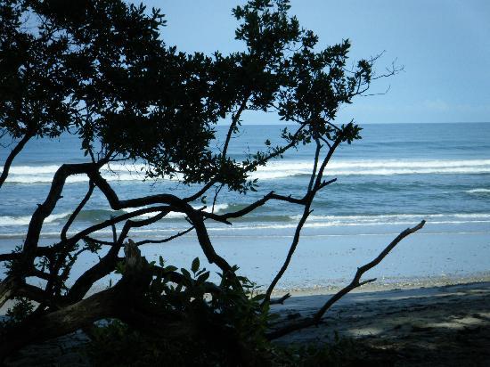 Otro Lado Lodge and Restaurant: Santa Teresa Beach