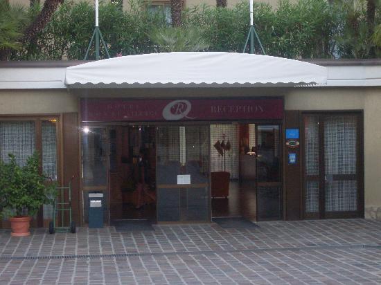 Hotel Royal Village: reception