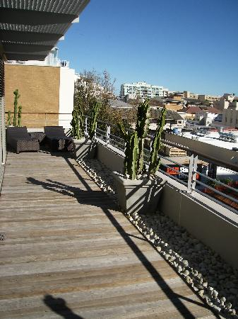 Atlantic Affair Boutique Hotel: Balcony
