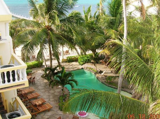 Pelican Reef Villas Resort: View from my bedroom