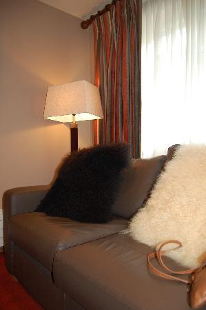 Beamish Park Hotel: Sofa