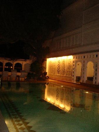 Taj Lake Palace Udaipur: un remanso de paz