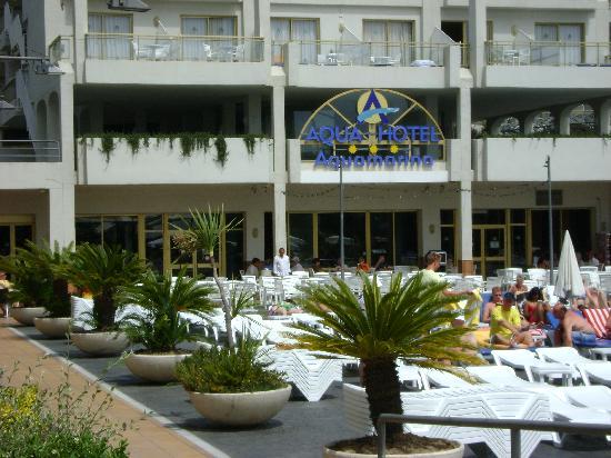 Holiday6 Picture Of Aqua Hotel Aquamarina Spa Santa Susanna