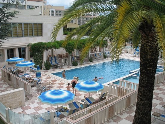 Mediteran Hotel & Resort: Outdor Pool