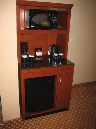 Hilton Garden Inn Phoenix/Avondale: Room # 231~June 2009