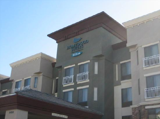 Hilton Garden Inn Phoenix/Avondale: Homewood Suites-Next Door~June 2009