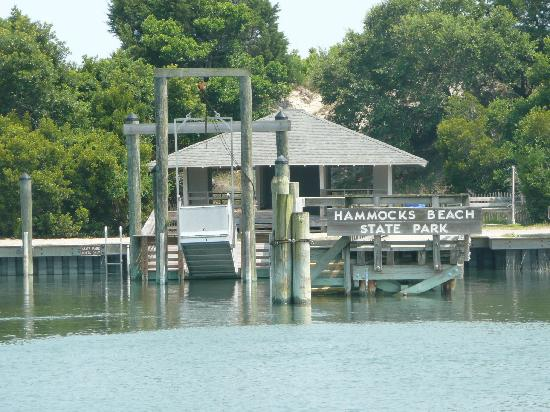 Hammocks Beach State Park Hotels