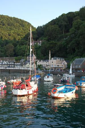 Shelley's: Lynmouth Harbour