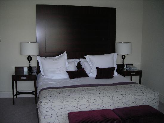 Lyrath Estate Hotel & Spa: bedroom