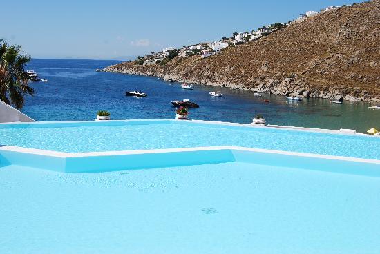Psarou, اليونان: Piscina