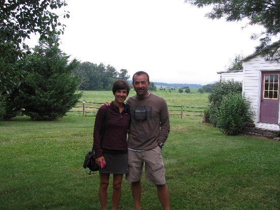 Piney Hill Bed & Breakfast: us at Piney Hill