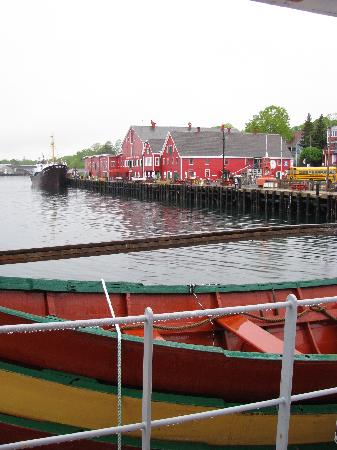 Homeport Motel: Lunenburg