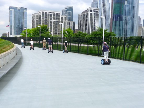 ‪City Segway Tours Chicago‬