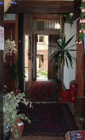 Mystic Hotel: corridor