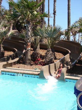 Hyatt Regency Huntington Beach Resort Spa Slyders Pool