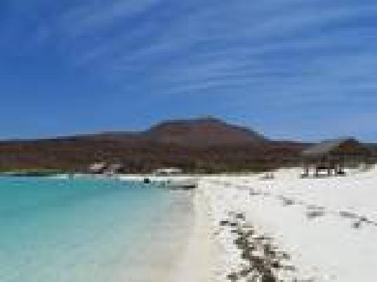 Las Cabanas de Loreto: Coronado snorkle beach