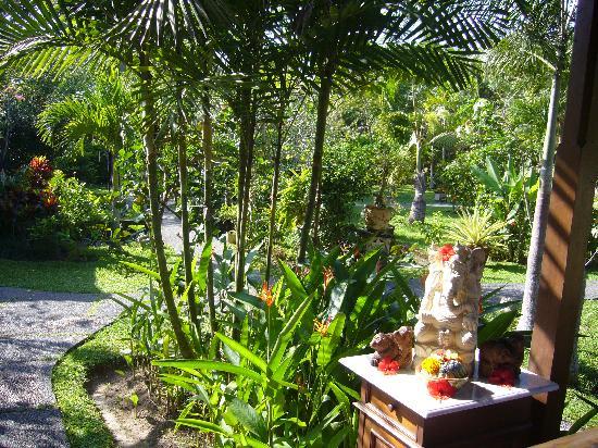 Alam Shanti: Beautiful garden