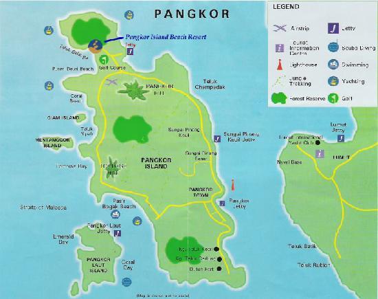 Pangkor Island Beach Resort Booking