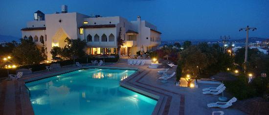 Arinnanda Hotel : Cesme Otel Arinnanda Nightime