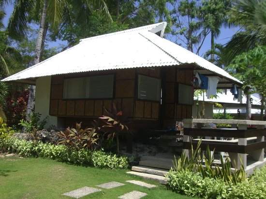 Ogtong Cave Resort: Garden Shed for P1,600 a night