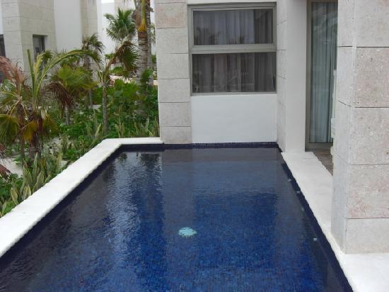 Beloved Playa Mujeres: Casita Pool