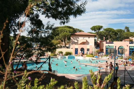 Ramatuelle france camping les tournels picture of for Camping saint tropez avec piscine