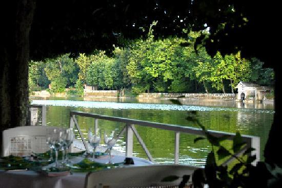 Hotel Le Rivage : Le restaurant