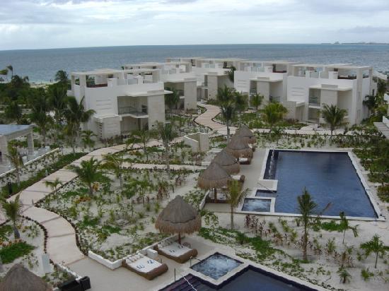 Beloved Playa Mujeres: Penthouse View