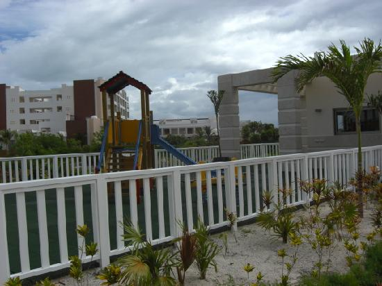 Beloved Playa Mujeres: Children's Play Area