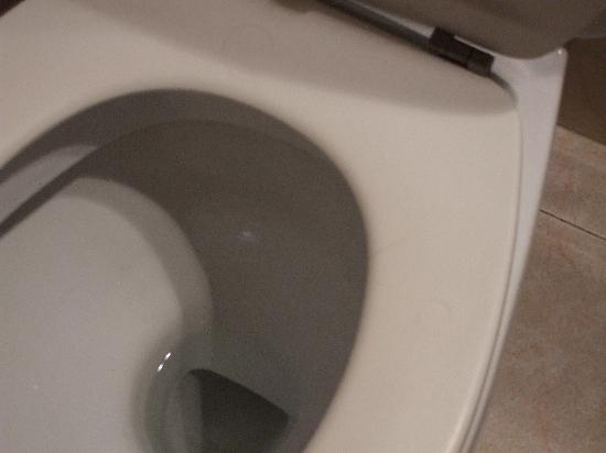 Poseidon I Apartments: los pelos del wc a la llegada