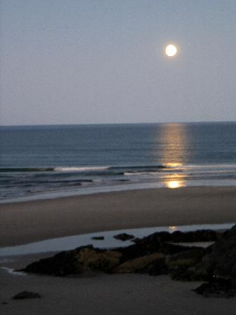 The Beachmere Inn : Moonrise at the Beachmere