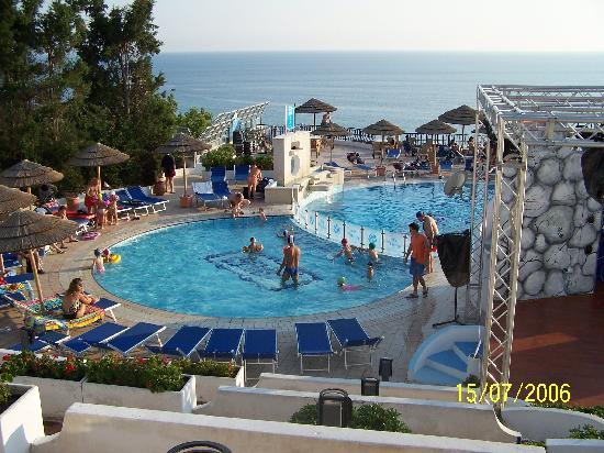 Hotel Scoglio della Galea: piscina