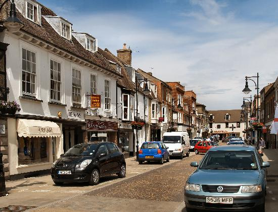 Restaurants In St Ives Cambs