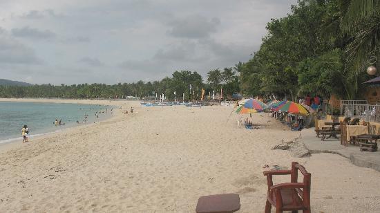 Terra Rika Dive Resort: Saud Beach