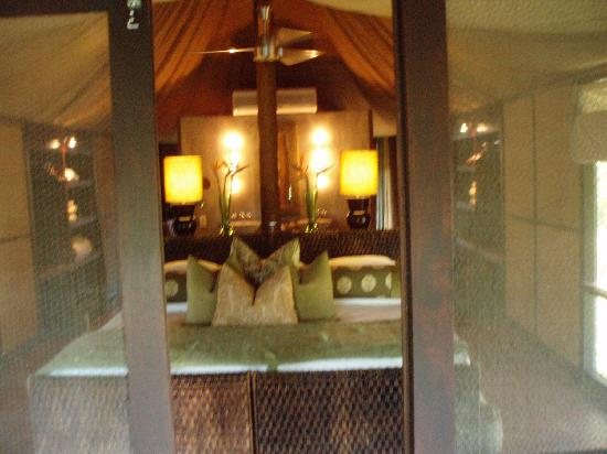 andBeyond Ngala Tented Camp: Beautiful and luxurious tent