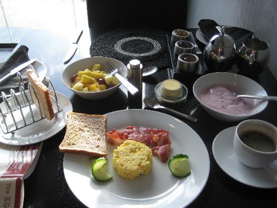 Sugar Hotel & Spa: What a breakfast!