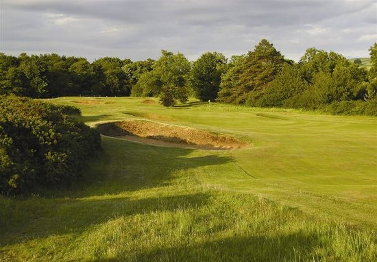 Scarborough, UK : 1st Hole