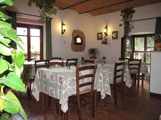 Hotel Vecchio Asilo: Dove Guido serve la colazione!