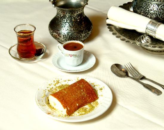 Empire Turkish Grill: turkish cofee
