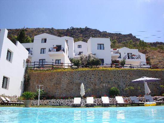 Creta Blue Suites: By the pool