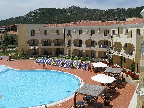 Blu Hotel Morisco Village: hotel - pool