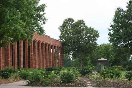 Nauvoo Country Lodge: Nauvoo Historic Visitors Center