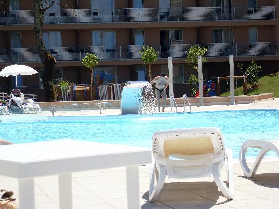 هوتل لاجونا مولينداريو: pools