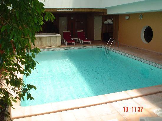 Hôtel Nice Riviera : Fountain