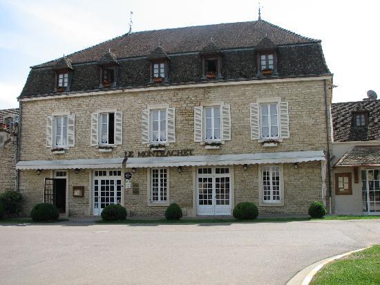 Hotel Restaurant Puligny Montrachet